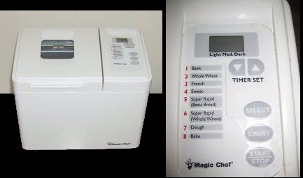ugly bloke user guides and manuals rh uglybloke co uk Magic Chef ManualsOnline magic chef bread maker cbm 310 manual